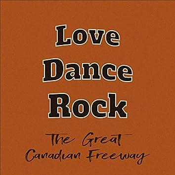 Love. Dance. Rock.