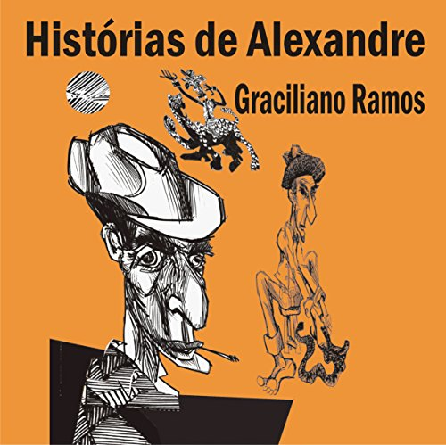Histórias de Alexandre audiobook cover art