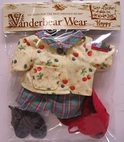 Hoppy Vanderhare Take A Hike Take a Walk on the Wylde Side Outfit by North American Bear