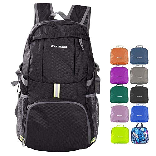 DVEDA 35L Lightweight Packable Backpack Waterproof Durable Hiking Travel Backpack Daypack
