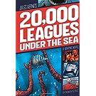 20,000 Leagues Under the Sea (Graphic Revolve: Common Core Editions)