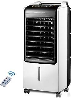 YONG FEI Aire acondicionado portátil - tanque de agua grande de 7L, sincronización de 7 horas, sincronización remota, humidificación de enfriamiento de iones negativos en el dormitorio de su hogar, ai