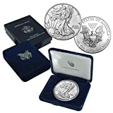 2020 SILVER EAGLE U.S MINT BOX BU Great addition to any collection Great gift for all