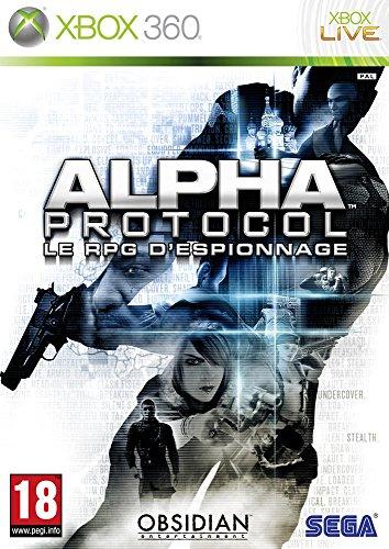 Alpha protocol [Edizione: Francia]