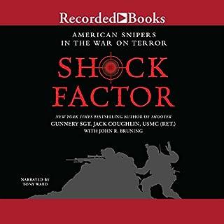 Shock Factor audiobook cover art