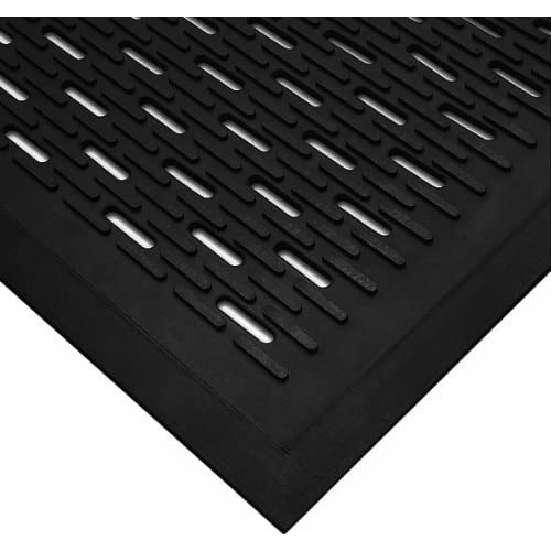 """5//16/"""" H Non-Skid for Benchtop Music Equipment 3//4/"""" Square Rubber Feet w Washer"""