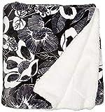Vera Bradley Fleece Cozy Life Throw Blanket, Bedford Blooms