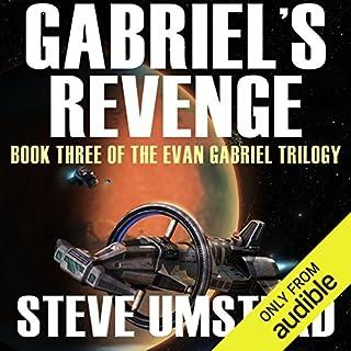 Gabriel's Revenge audiobook cover art