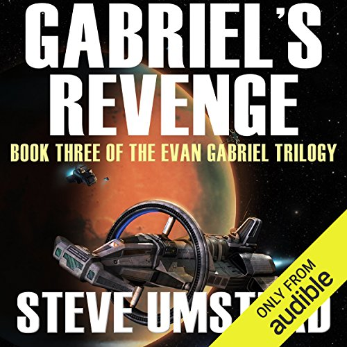 Gabriel's Revenge audiobook cover art