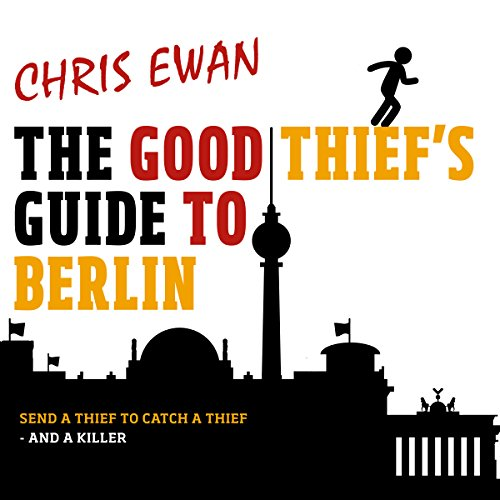 The Good Thief's Guide to Berlin audiobook cover art