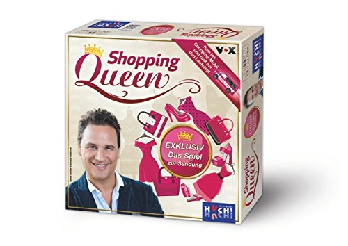 Huch & Friends 878854 - Shopping Queen, Brettspiel
