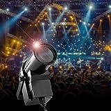 Donner DL-5 ステージライト スポットライト 舞台照明 10W RGBW多色変化 4イン1 LED 調節可能