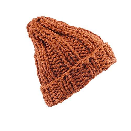 Morbuy Gorras Mujer, Mujer Cable Knit diseño Reloj Cap...