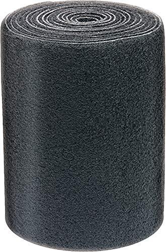 SeaSense 12 in x 12 Ft Bunk Carpet-Charcoal