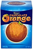 Terrys Chocolate Orange Milk Ball (PACK OF 3 x 157g)