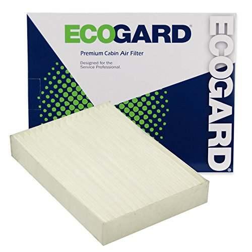 Ecogard XC25571 Premium Cabin Air Filter Fits Ford Escape 2005-2012 | Mazda Tribute 2008-2010 | Mercury Mariner 2006-2011