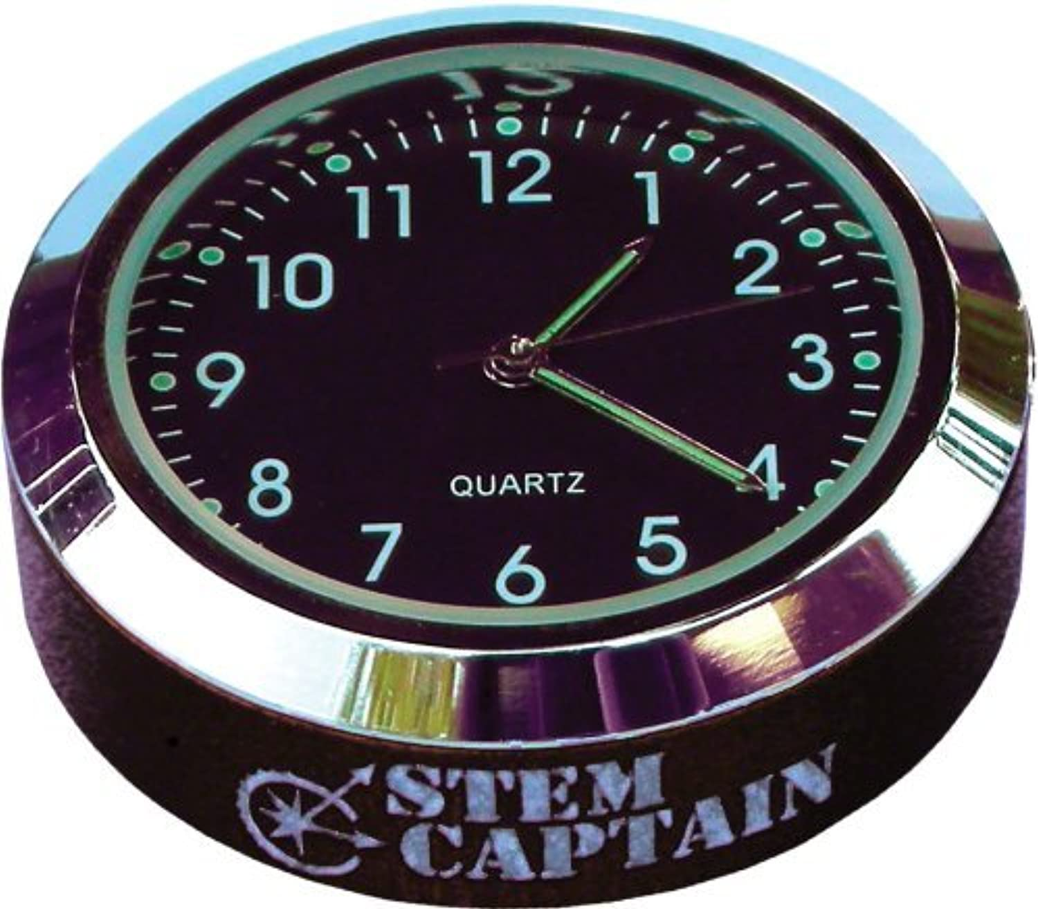 Stemcaptain Head Anteil AHD Kap Clock by Stem Captain