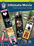 Ultimate Movie Instrumental Solo: Horn in F, Book & CD (Alfred's Instrumental Play-Along)