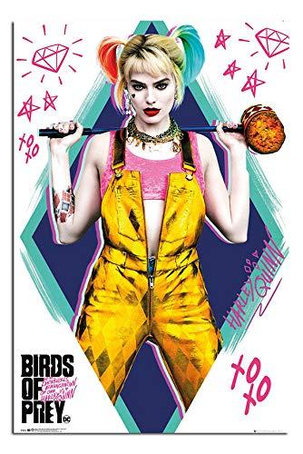 51+t2wrjvhL Harley Quinn Birds of Prey Posters