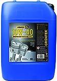 Olio Gruntek Power G 10w40 Semi-Syntetic 10 L Lubrificante auto