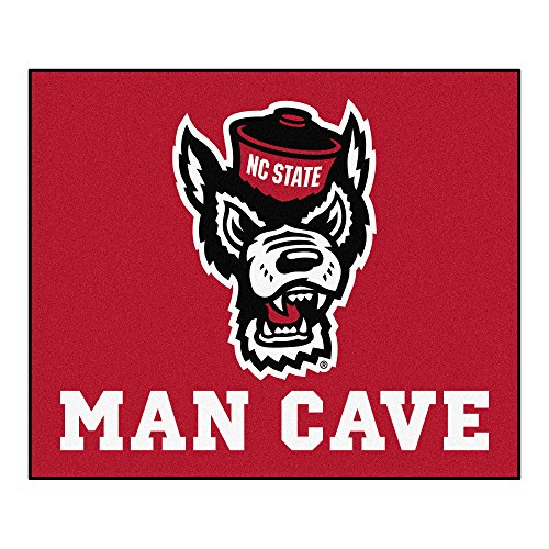 NCAA North Carolina State Wolfpack North Carolina State Universityman Cave Tailgater, Team Color, One Sized