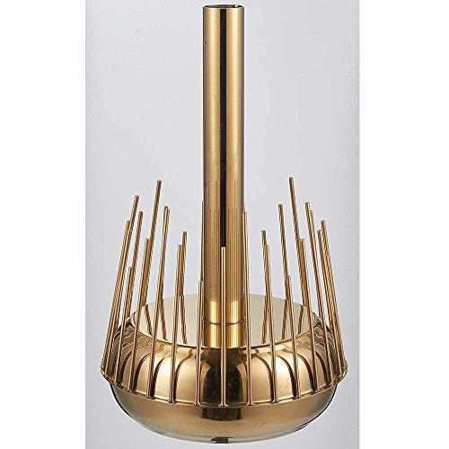 Waterphone Horror Sound Percussion Theremin seltsame Filmmusik Luxus Gold handgemachte ungewöhnliche Instrument