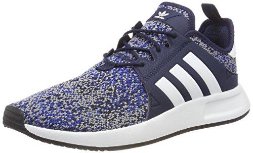 adidas Herren X_PLR Fitnessschuhe, Blau (Azuosc/Ftwbla/Negbás 000), 43 1/3 EU