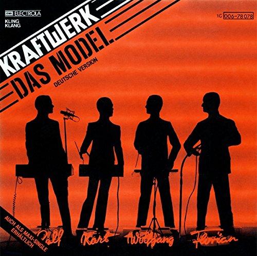 Kraftwerk - Das Model / The Model - Kling Klang - 1 C 006-78 078, EMI Electrola - 1C 006-78 078