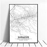 KONGZIR Sarajevo Bosnien Und Herzegowina Breitengrad