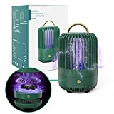 Bug Zapper, Portable Electronic Mosquito Zapper, Rechargeable 2 in 1 Mosquito Killer for Outdoor and Indoor, Fly Trap for Home, Vehicle, Camping