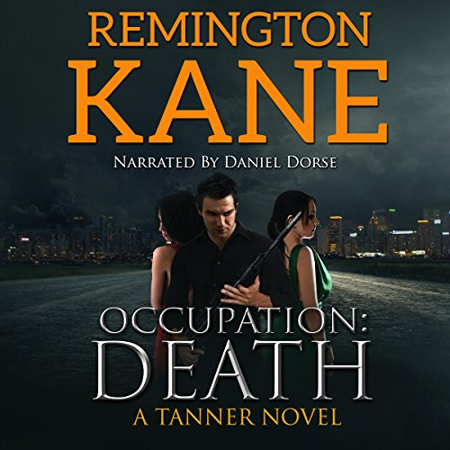 Occupation: Death audiobook cover art