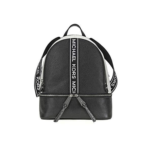 51+t62P0EfL. SS600  - Michael Kors Rhea Zip MD Backpack 30H8SEZB6T 012
