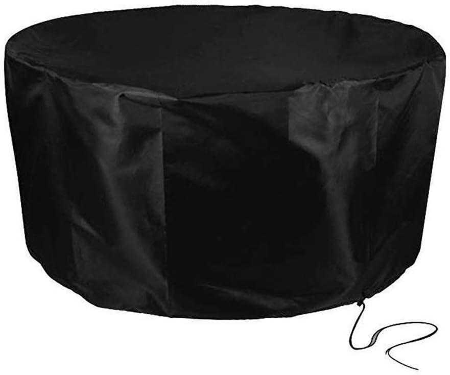 JTZR Black Rectangular Furniture Covers Philadelphia Many popular brands Mall Table Clo Outdoor Patio