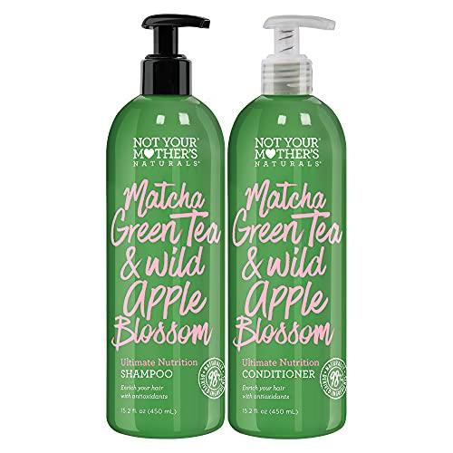 Not Your Mother's Naturals Matcha Green Tea Shampoo & Conditioner Dual Pack, 15.2 fl oz