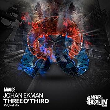 Three O'Third