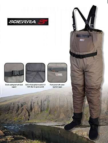 Scierra CC3 XP Xtreme Breathable Chest Wader w/Stocking Foot XXL Wathose