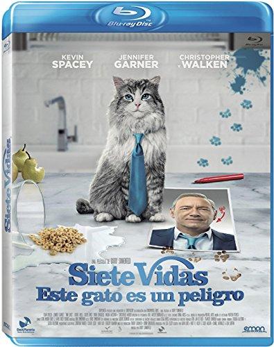 Siete Vidas, Este Gato Es Un Peligro (BD) [Blu-ray]