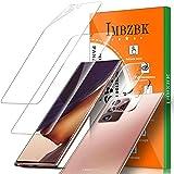 IMBZBK [4 Piezas] 2pcs Protector Pantalla para Samsung Galaxy Note 20 Ultra + 2pcs Protector de Lente de Cámara Protector cámara, película TPU Flexible [Alta Definición y Sensibilidad][Case Friendly]