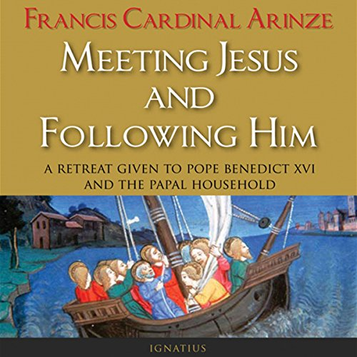 Meeting Jesus and Following Him audiobook cover art