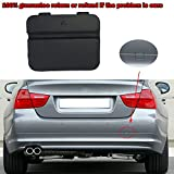 Primer Rear Bumper Tow Hook Cover Cap for E90 3-Series 2009 2010 2011 51127202673