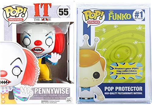 Funko POP! It: Pennywise + caja protectora
