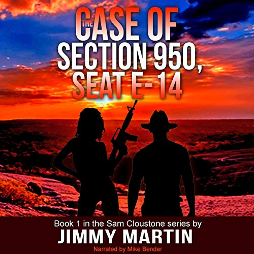 The Case of Section 950, Seat E-14 audiobook cover art
