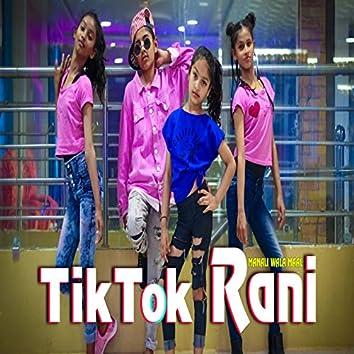 Tik Tok Rani - Single