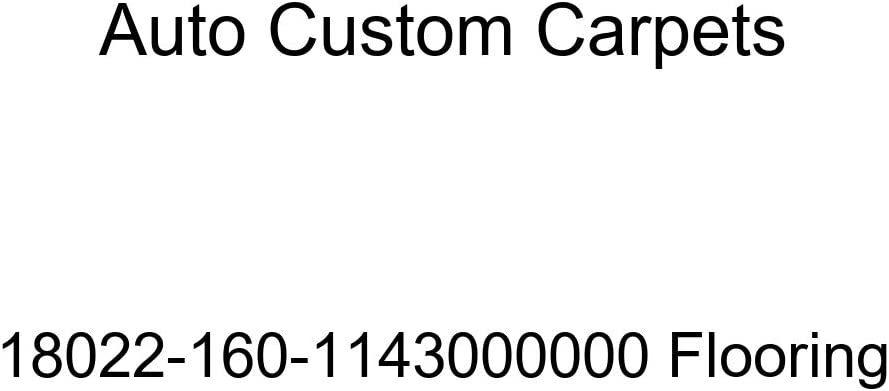 Auto Genuine Custom Carpets Portland Mall 18022-160-1143000000 Flooring