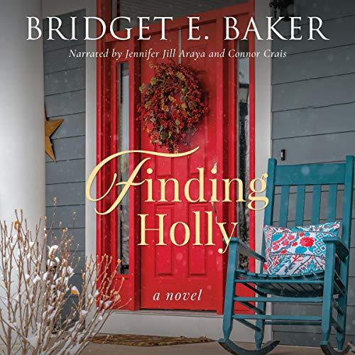 Finding Holly Audiobook By Bridget E. Baker cover art