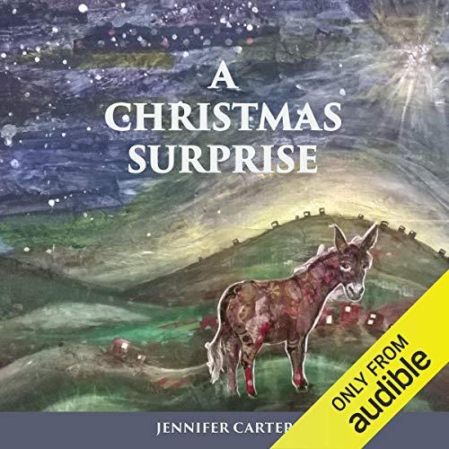 Couverture de A Christmas Surprise: A Read-Aloud Bedtime Nativity Story for Children