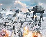 Empireposter - Star Wars - AT-AT auf Hoth - Größ