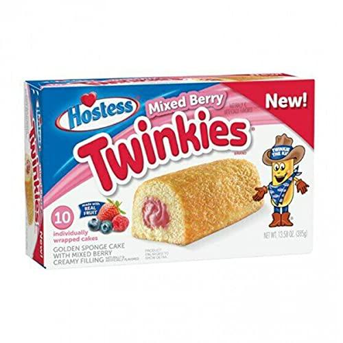 Hostess Twinkies Küchlein, Fruchtmischung, Limitierte Edition, 385g