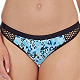 Lepel Adventure Bay Braguita de Bikini, Multicolor (Animal Multi Print BMU), 36 para Mujer