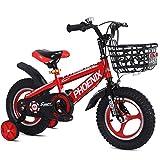 Showkig Bicicletas 2-3-5-6-7-8-9-10 Años de Edad bicicletas bicicletas muchacho niño niño de la muchacha de coches niños Bicicletas infantiles niños y niñas pedal Bicicletas 12 '14' 16' 18 con estabil